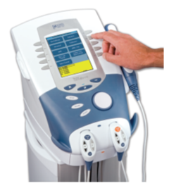 Chattanooga Vectra Genisys Electrotherapy System Stim